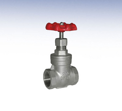 SS Gate Valve, NPT IN UAE from BRIGHT FUTURE INT. SANITARYWARE TRADING