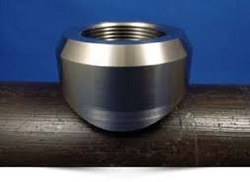 Duplex 2205 ASTM A815 WP Latrolet from RENAISSANCE METAL CRAFT PVT. LTD.