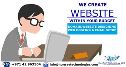 WEB DESIGNING from HUERAY TECHNOLOGY L.L.C