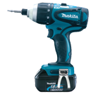 Cordless Impact Driver in makita from ADEX