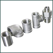 Socket Weld Fittings from EXCEL METAL & ENGG. INDUSTRIES