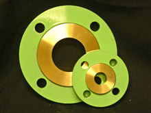 Composite Flanges from EXCEL METAL & ENGG. INDUSTRIES
