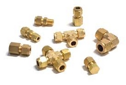 Compression Fittings from EXCEL METAL & ENGG. INDUSTRIES