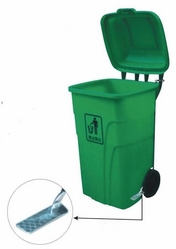 All Types Of Garbage Bin  from CLEAR WAY BUILDING MATERIALS TRADING