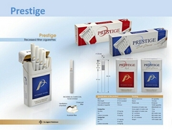 PRESTIGE Cigarettes from ABBAR GROUP FZC / AL MOUJ AL ABYADH