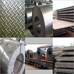 Steel Sheets, Plates from EXCEL METAL & ENGG. INDUSTRIES