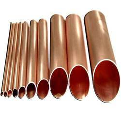 Copper Alloy Pipes from RENAISSANCE METAL CRAFT PVT. LTD.