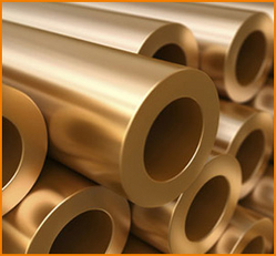 Copper Alloy Tubes from RENINE METALLOYS