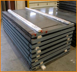 Alloy Steel Plates from RENINE METALLOYS