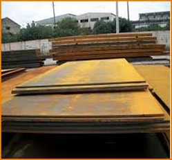 Corten Plates from RENINE METALLOYS