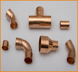 Copper Alloy Buttweld Fittings from RENINE METALLOYS