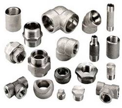 Duplex Steel Forged Pipe Fittings from RENAISSANCE METAL CRAFT PVT. LTD.