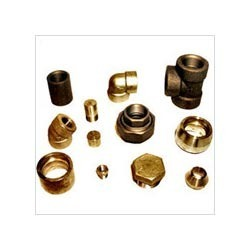 Nickel Alloy Forged Pipe Fittings from RENAISSANCE METAL CRAFT PVT. LTD.