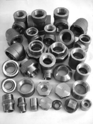 Stainless Steel Forged Fittings from RENINE METALLOYS