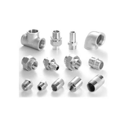 Forged Pipe Fittings from RENINE METALLOYS