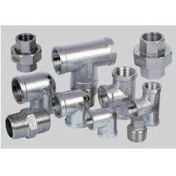 Stainless Steel 304 Tube Fittings from RENAISSANCE METAL CRAFT PVT. LTD.