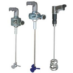 Pneumatic Agitators/ Mixers from ABRADANT INTERNATIONAL