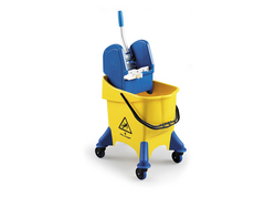 Single Mopping Buckets supplier in Sharjah from INTERCARE LIMITED