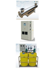 Disinfection Systems suppliers in UAE  from AL WARD WATER TECHNOLOGY LLC