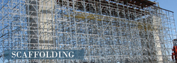 SCAFFOLDING from EXCEL TRADING ABU DHABI
