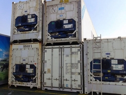 Reefer CONTAINERS from AL SAQR AL THAHABI CONTAINER SALES