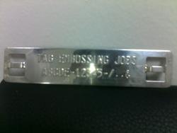 ID Tag Band IT, ID4429 from FAS ARABIA LLC, DUBAI UAE