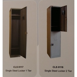 SINGLE STEEL LOCKER from UNION GULF