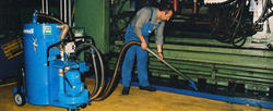 Industrial Vacuum Cleaners from YES MACHINERY
