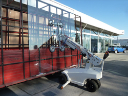Glass Handling Robots from YES MACHINERY
