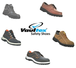 VAULTEX SAFETY SHOES IN UAE from SOUVENIR BUILDING MATERIALS LLC