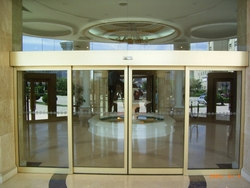 SENSOR DOOR IN DUBAI from WHITE METAL CONTRACTING LLC