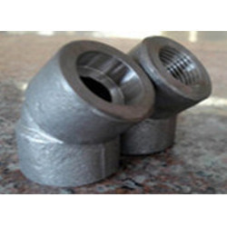 ASTM A182 F91 Forged Fittings from CHOUDHARY PIPE FITTING CO,