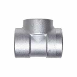 Equal Tee-SW NPT from CHOUDHARY PIPE FITTING CO,
