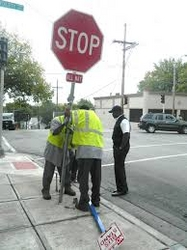 TRAFFIC SIGNS INSTALLATION SERVICES  from GULF SAFETY ELECTROMECHANICAL (INFO@GULFSAFETYUAE.COM)
