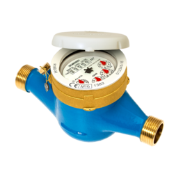 WATER METER - THREADED TYPE from BRIGHT FUTURE INT. SANITARYWARE TRADING