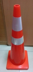 ORANGE PVC CONE UAE  from EXCEL TRADING COMPANY - L L C