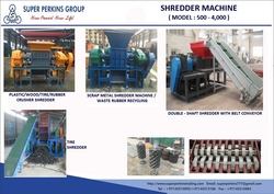 INDUSTRIAL EQUIPMENT & SUPPLIES from SUPER PERKINS FACILITIES MANAGEMENT & SERVICES L