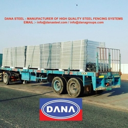 Leading Fencing supplier in Qatar, Kuwait from DANA GROUP UAE-OMAN-SAUDI