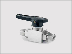 Panel Mount Ball Valve from KALPATARU PIPING SOLUTIONS