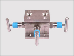 Three Valve Manifold Direct Mount H Type from KALPATARU PIPING SOLUTIONS
