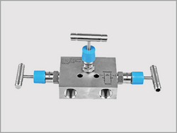 Three Valve Manifold Remote Mount from KALPATARU PIPING SOLUTIONS