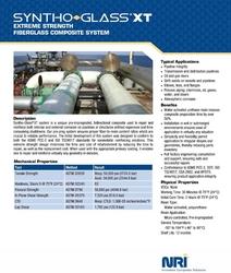 Syntho Glass XT - Extreme Strength Fiberglass Composite System from AL SAD IMPORTING & TRADING EST. (AL SAD)