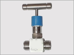 Needle Valves Screwed Bonnet Design (Male x Male) from KALPATARU PIPING SOLUTIONS