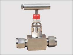 Needle Valves Screwed Bonnet Double Ferrule Tube  Ends (Tube x Tube) from KALPATARU PIPING SOLUTIONS