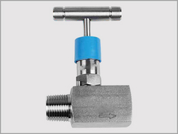 Needle Valves Screwed Bonnet Design(Male x Female) from KALPATARU PIPING SOLUTIONS