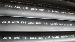 API 5L X52/X56/X60/X65/X70 PIPES IN IRAN from JAINEX METAL INDUSTRIES