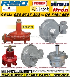 NOVACOMET FISHER SENSUS ITRON REGO Gas Regulator Dealer Supplier  in Abu Dhabi Dubai Sharjah Ajman Ras al Khaimah UAQ from AMIR INDUSTRIAL EQUIPMENTS