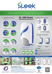 Sleek Series Dispenser Supplier In Uae from DAITONA GENERAL TRADING (LLC)