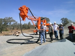 GRAVEL EXTRACTION SYSTEMS