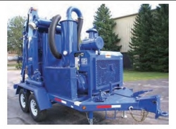 USED INDUSTRIAL VACUUM SYSTEMS